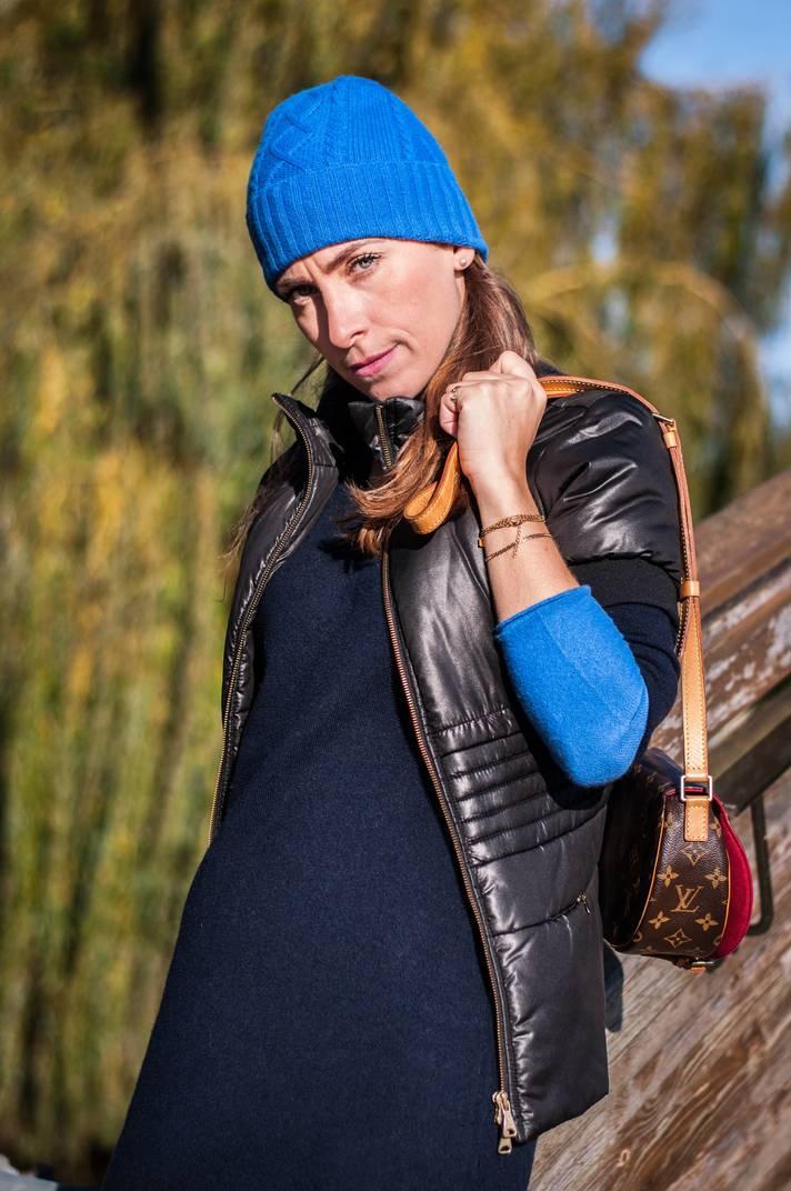 ebd009ad5505 Comment être élégante en doudoune - blog mode Paris