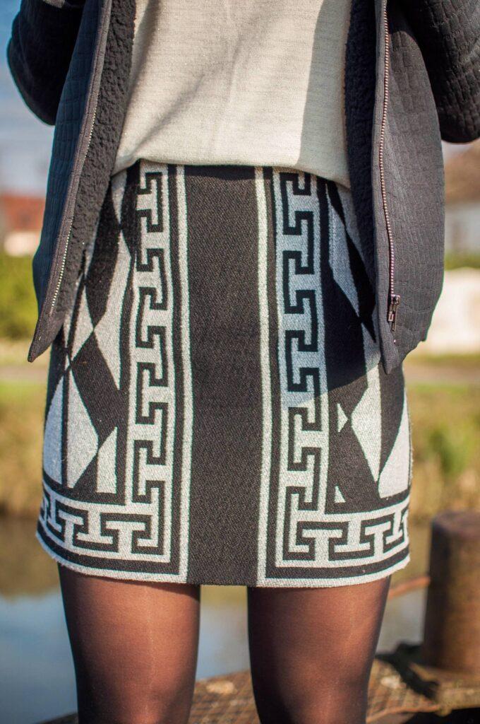 jupe ethnique