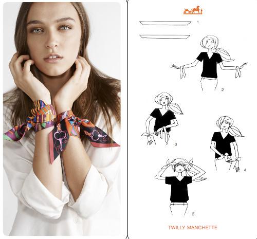 comment nouer foulard 32
