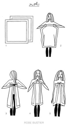comment nouer foulard 6