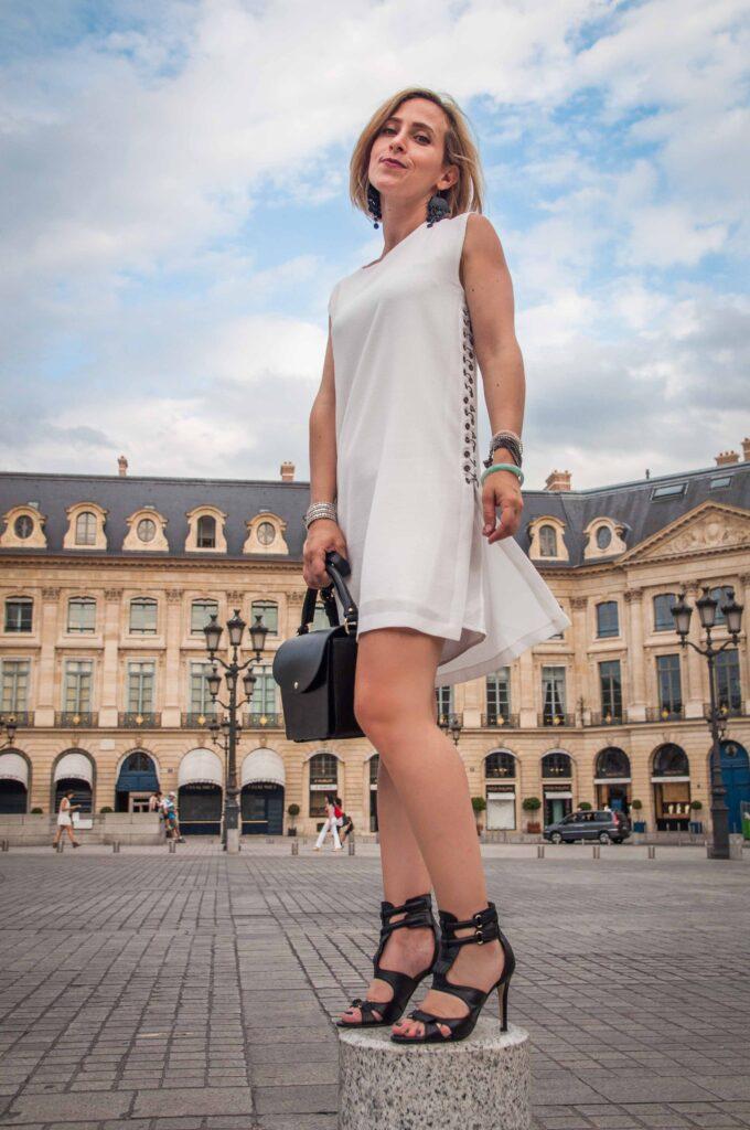 look femme robe élégante