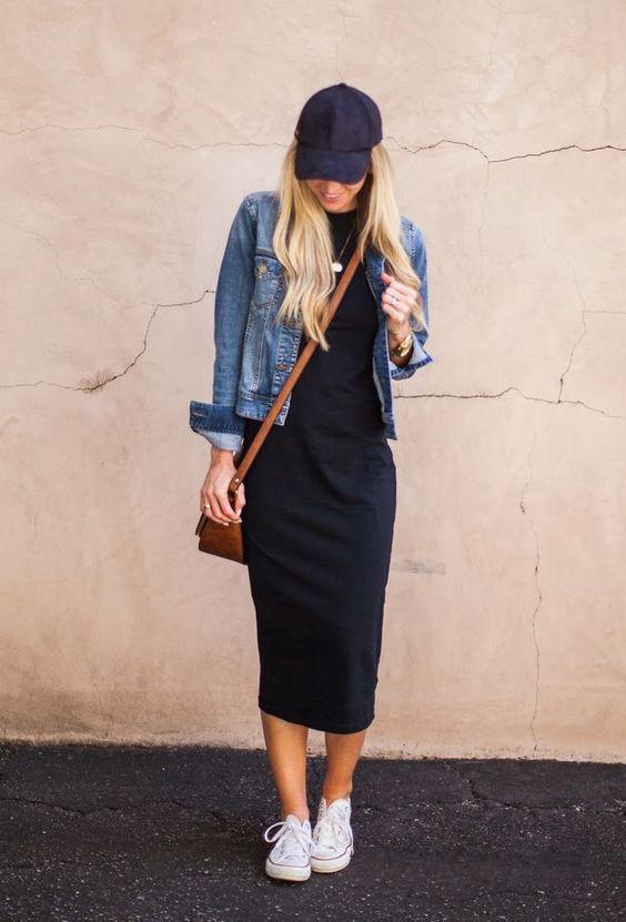 Comment porter une petite veste noire
