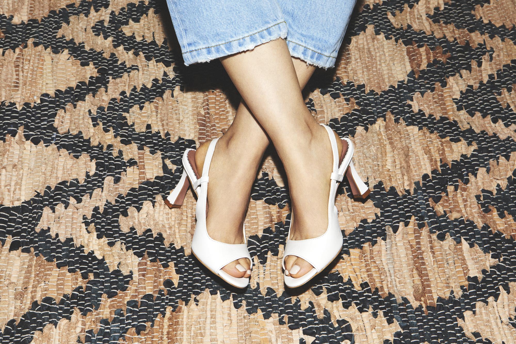 Des chaussures élégantes pour les petites pointures des
