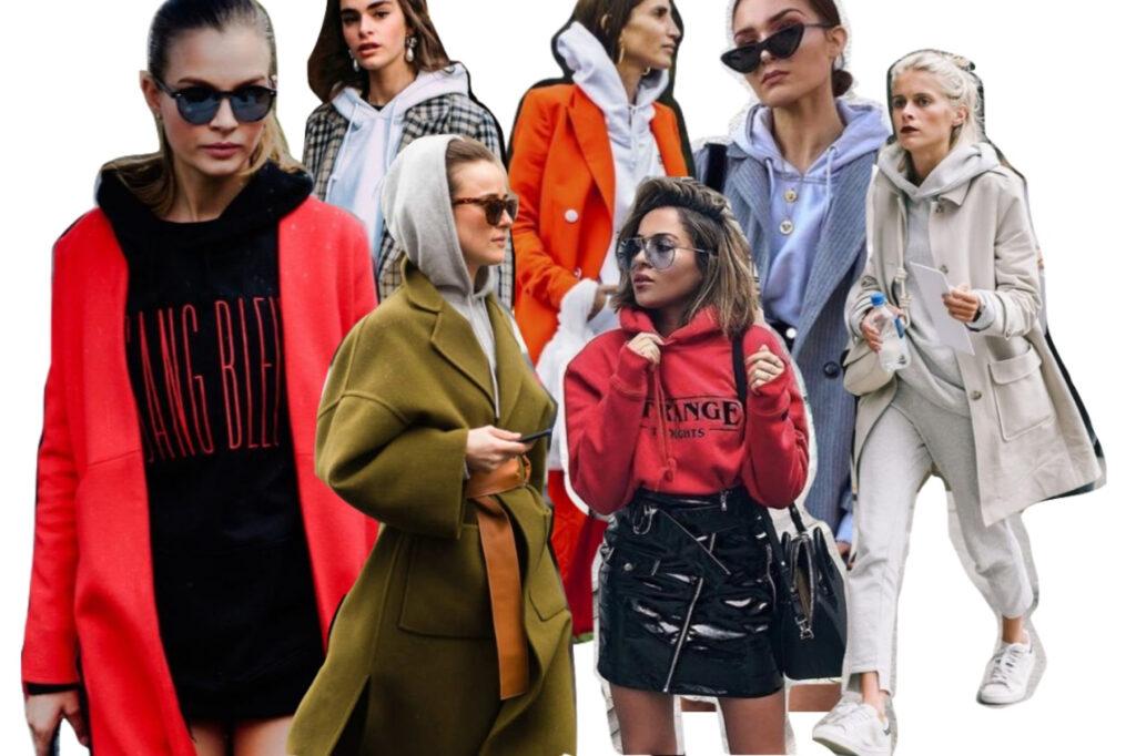 Comment rester féminine et élégante en sweat à capuche