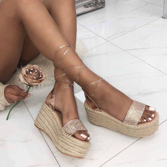 L'étéBlog Comment Compensées Choisir Ses Bien Pour Chaussures J3ulKTF1c