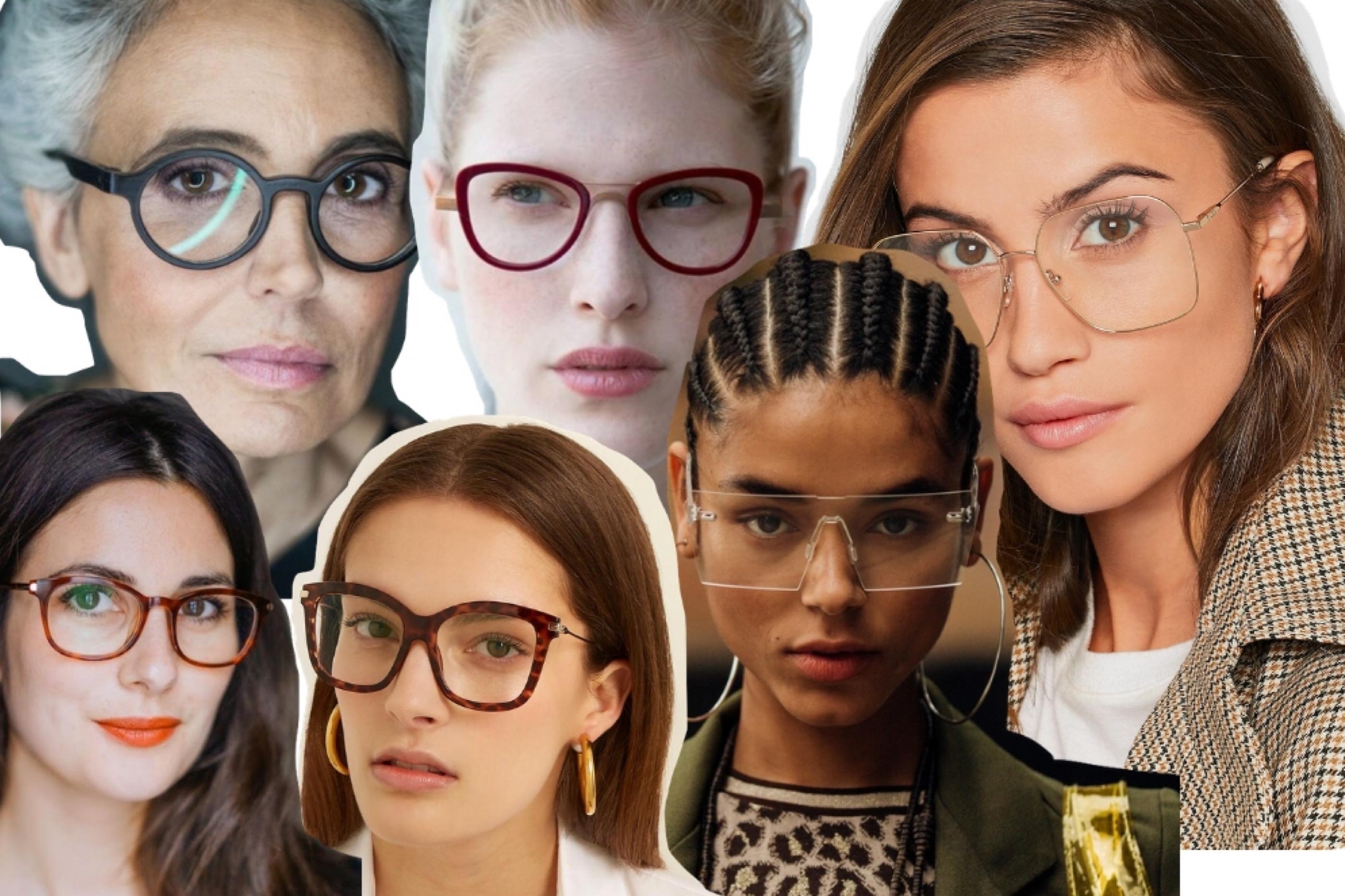 5 clés pour avoir du style avec des lunettes de vue , blog