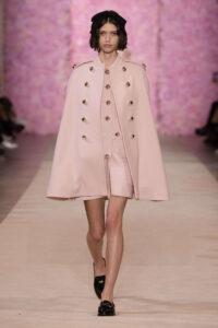 tendances de mode cape