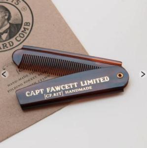 cadeau eco-responsable peigne barbe
