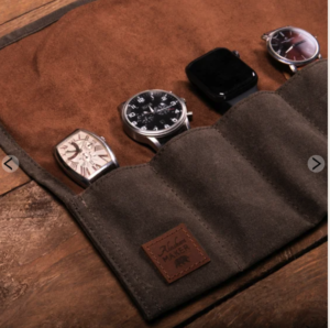 cadeaux eco responsables accessoire montres