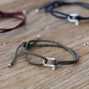 cadeaux éco-responsables bracelet homme