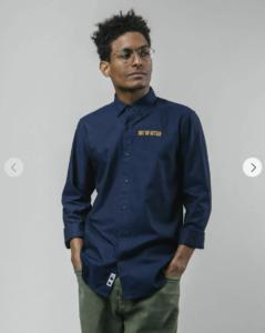 cadeaux eco-responsables-chemise-homme