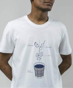 cadeaux eco-responsables t-shirt homme