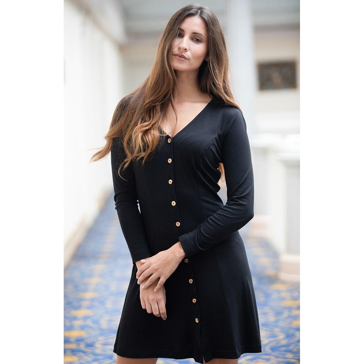 comment bien s'habiller éthique robe noire