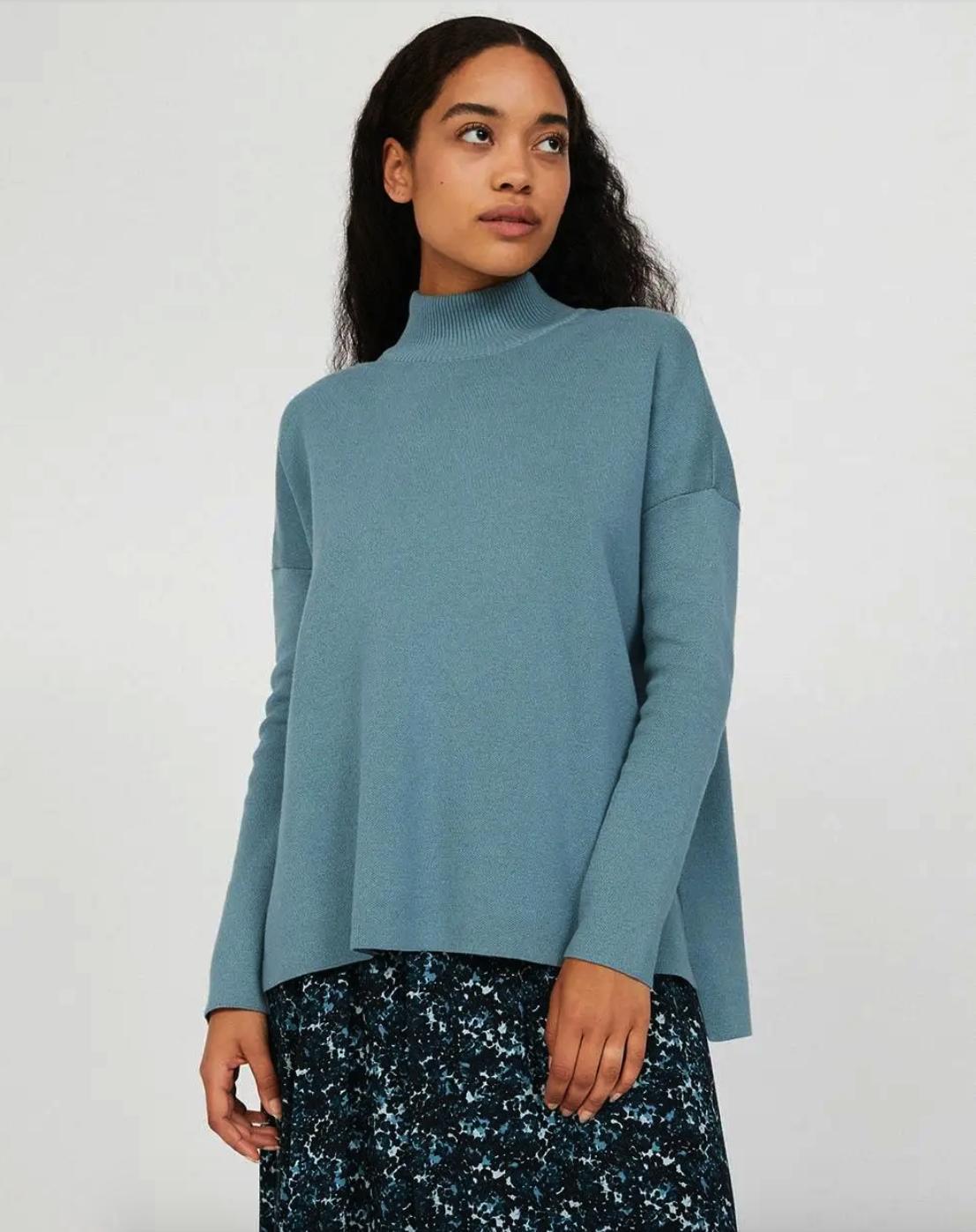 comment s'habiller éthique pull femme mode durable