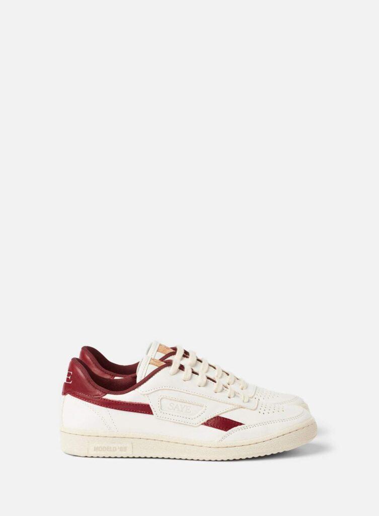sneakers éthiques style vintage