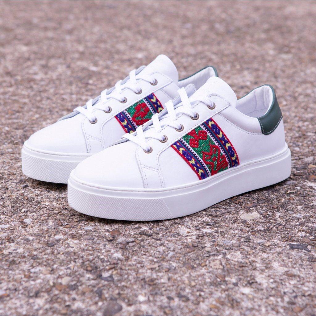 sneakers femme tendance ethique