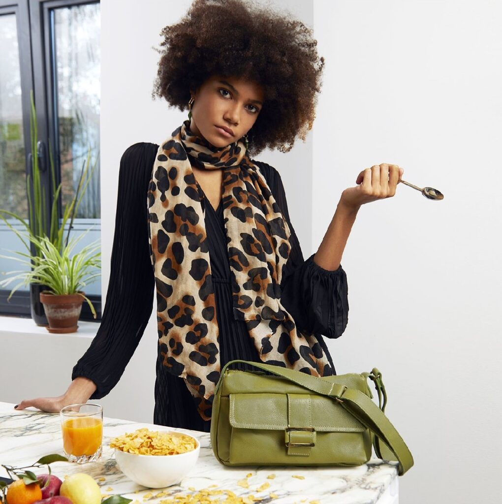 sac a mains vert mode ethique